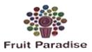 Fruit Paradise Menu