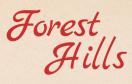 Forest Hills Indian Cuisine Menu