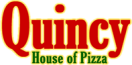Quincy House of Pizza Menu
