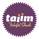 Taiim Falafel Shack Menu