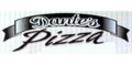 Dante's Pizza Menu