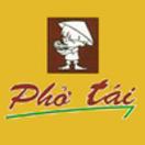 Pho Tai Menu