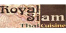 Royal Siam Menu