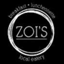Zoi's Menu
