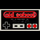 Old School Pizza Menu
