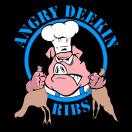 Angry Deekin Ribs Menu