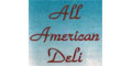 All American Deli Menu