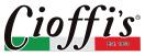 Cioffi's Restaurant & Pizzeria Menu