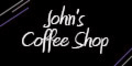 John's Coffee Shop Menu