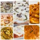 Verona's Italian Restaurant Menu