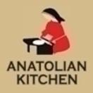 Anatolian Kitchen Menu