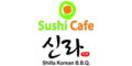 Sushi Cafe & Shilla Korean BBQ Menu