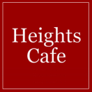Heights Cafe Menu