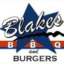 Blakes BBQ & Burgers Menu
