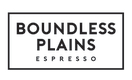 Boundless Plains Espresso Menu