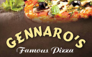 Gennaro's Famous Pizza Menu