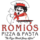 Romio's Pizza & Pasta Menu