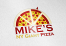 Mike's New York Giant Pizza Menu