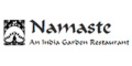 Namaste Southern Indian Cuisne Menu