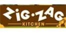 Zig Zag Kitchen Menu