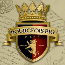 The Bourgeois Pig Cafe Menu