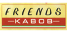 Friends Kabob Menu