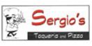 Sergio's Taqueria & Pizza Menu