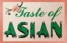 Taste of Asian 2 Menu