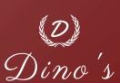 Dino's! Carryout & Restaurant Menu