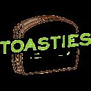 Toasties Menu