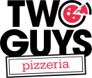 Two Guys Pizza Menu