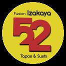 Fusion Izakaya 52 Menu