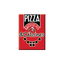Pizza Movers & Calzones Menu