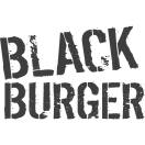 Black Burger Menu