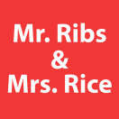 Mr. Ribs & Mrs. Rice Menu