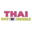 Thai Rice N Noodle Menu