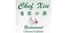 Chef Xiu Menu