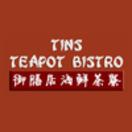 Tins Teapot Bistro Menu