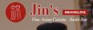Jin's Fine Asian Cuisine Menu