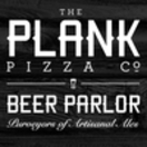 The Plank Pizza Co Beer Parlor Menu