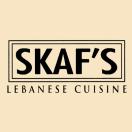 Skaf's Lebanese Cuisine Menu