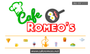 Cafe Romeo's Menu