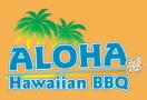 Aloha Hawaiian BBQ Menu