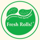 Fresh Rolls Menu