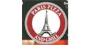 Paris Pizza and Grill Menu