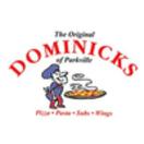 The Original Dominick's Pizza Menu