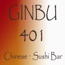 GINBU 401 Menu