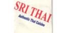Sri Thai Cuisine Menu