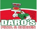 Daro's Pizza & Chicken Menu