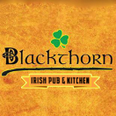 Blackthorn Irish Pub & Grub Menu